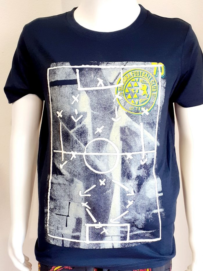 T-shirt Diadora  colore Blue Art. 172.732