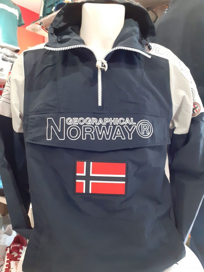 Giacca a vento Geographical Norway Original